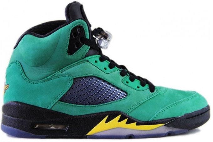 Jordan 5 Retro Oregon Ducks