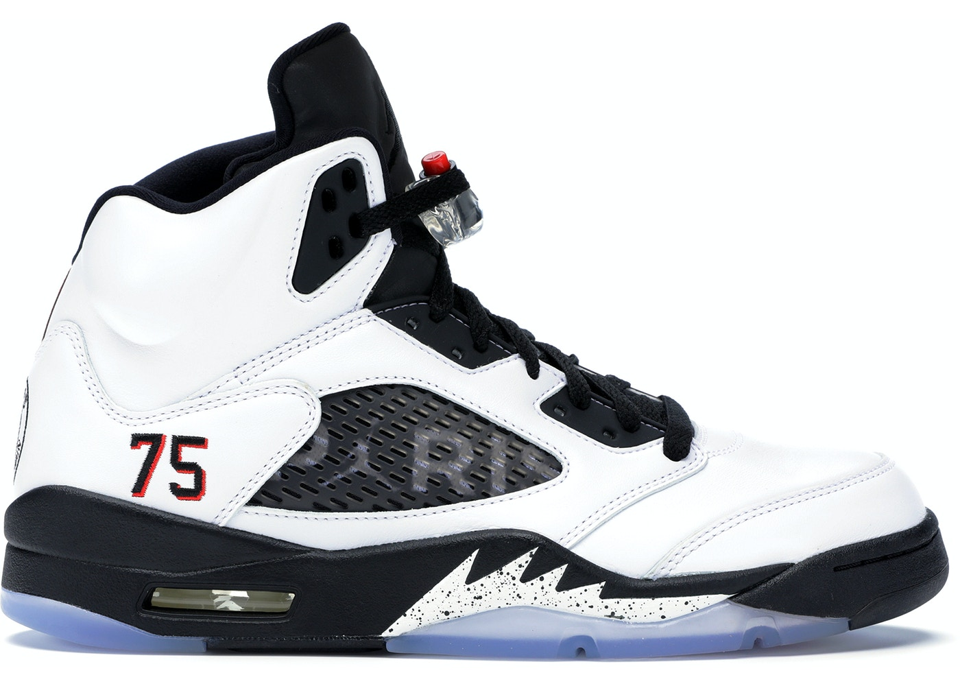 the best attitude 14ff9 5bba7 Jordan 5 Retro Paris Saint-Germain White (F&F)