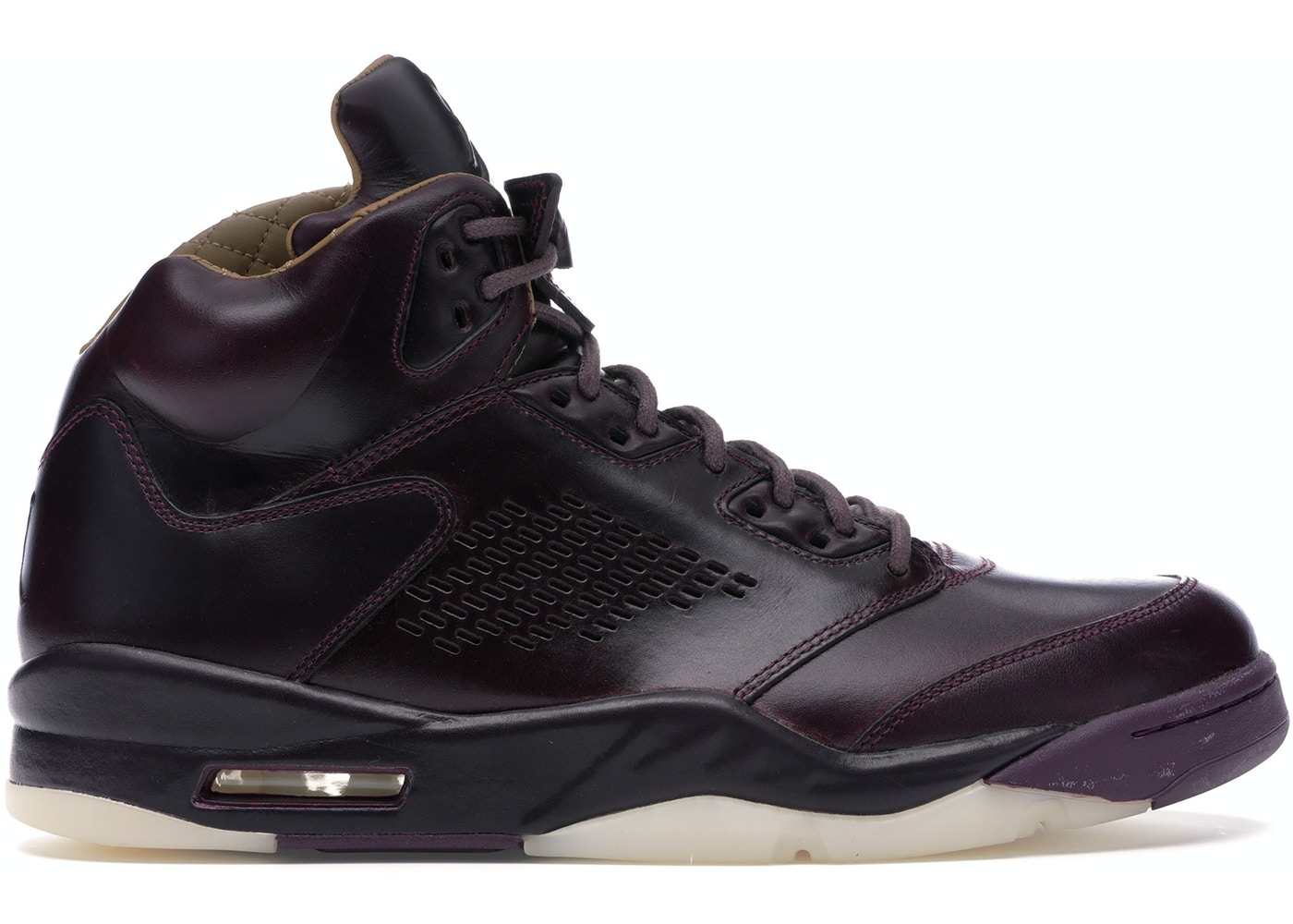 more photos 06cbd da184 Jordan 5 Retro Premium Wine - 881432-612