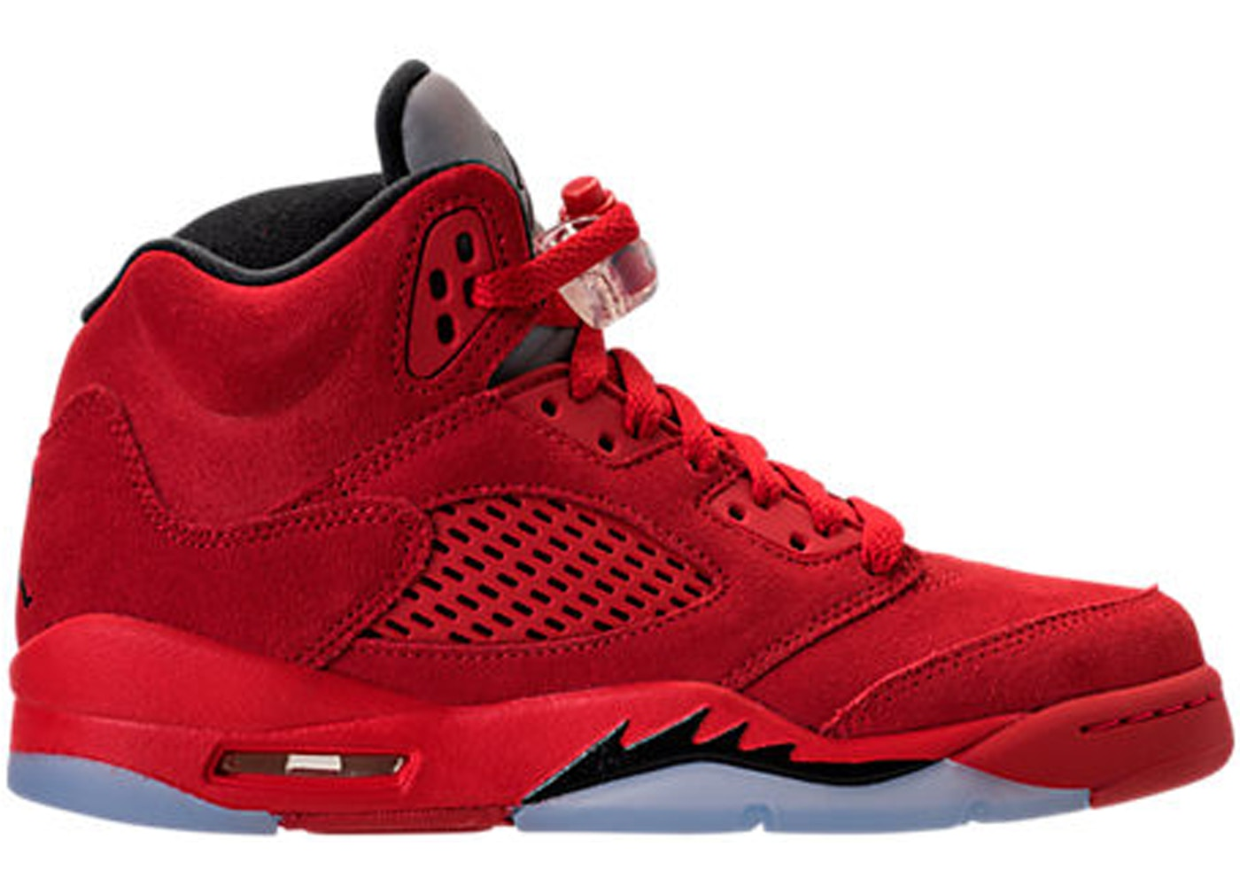 a25d6187df7503 Sell. or Ask. Size  6.5Y. View All Bids. Jordan 5 Retro Red Suede ...