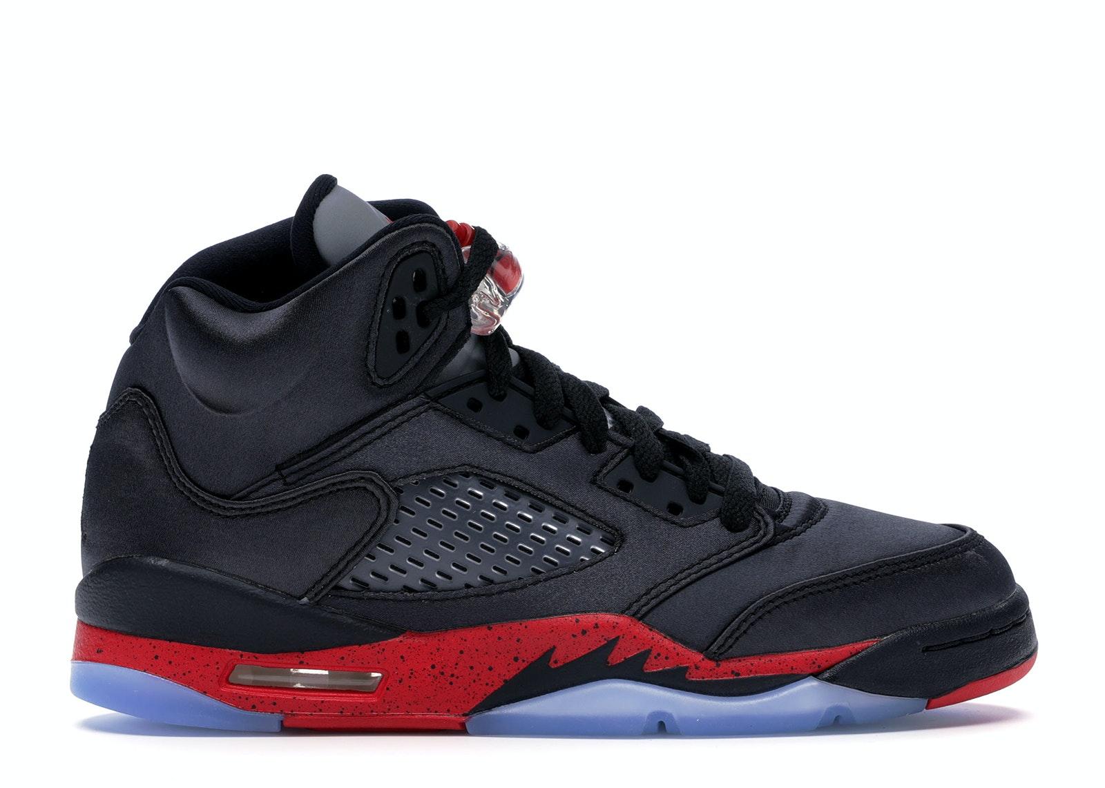 Jordan 5 Retro Satin Bred (GS)