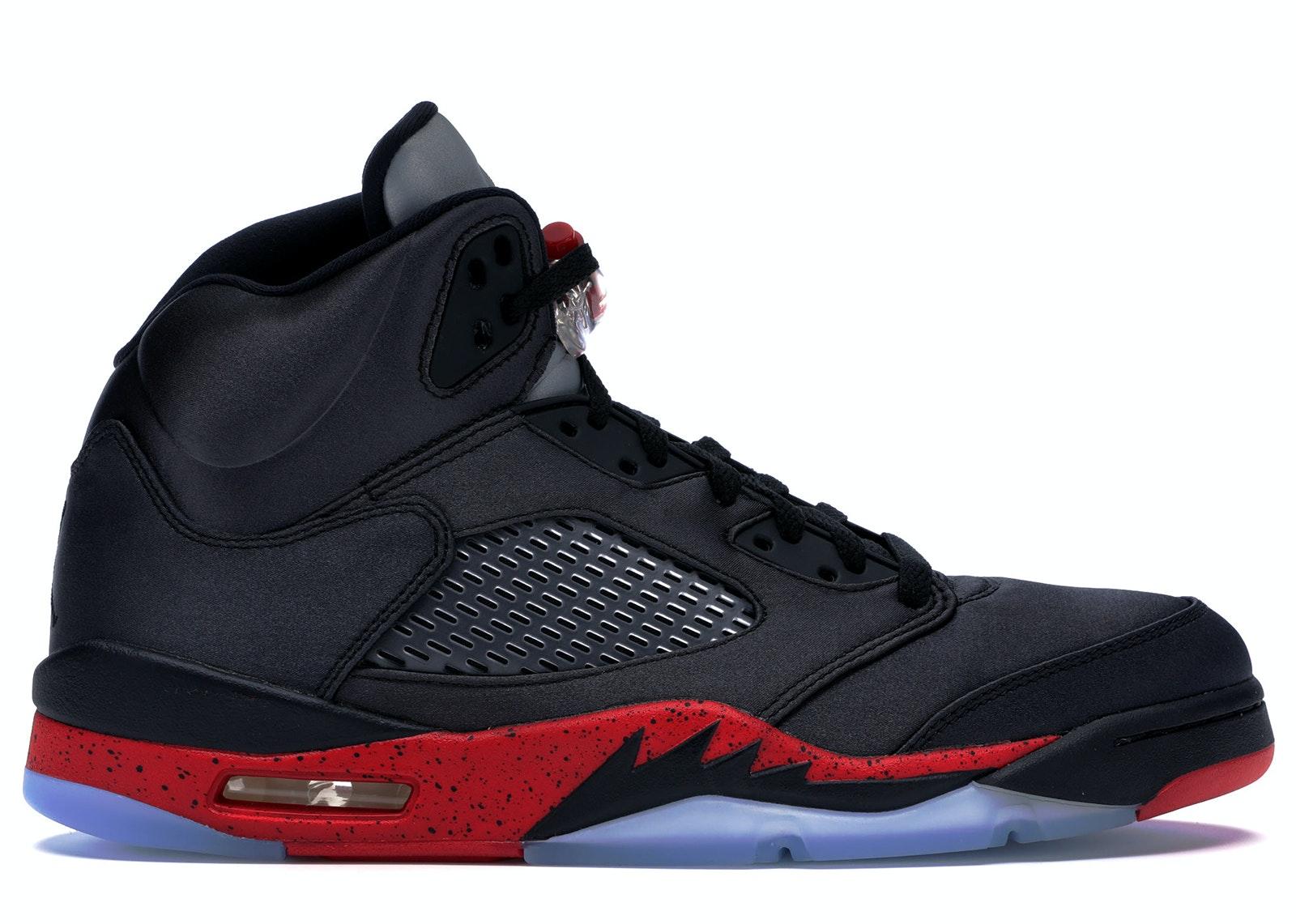 Jordan 5 Retro Satin Bred