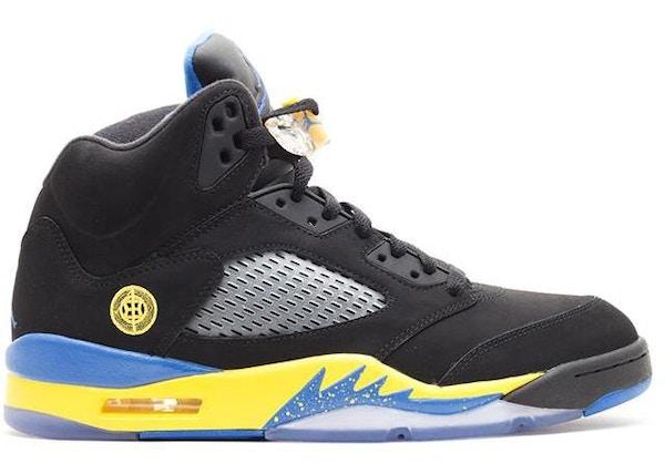 c55e045e Avg Sale: $3,750. Jordan 5 Retro Shanghai Shen