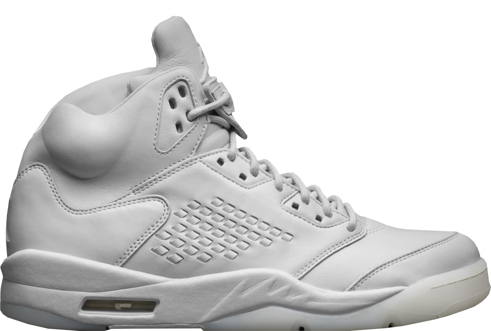Jordan 5 Retro Pure Platinum