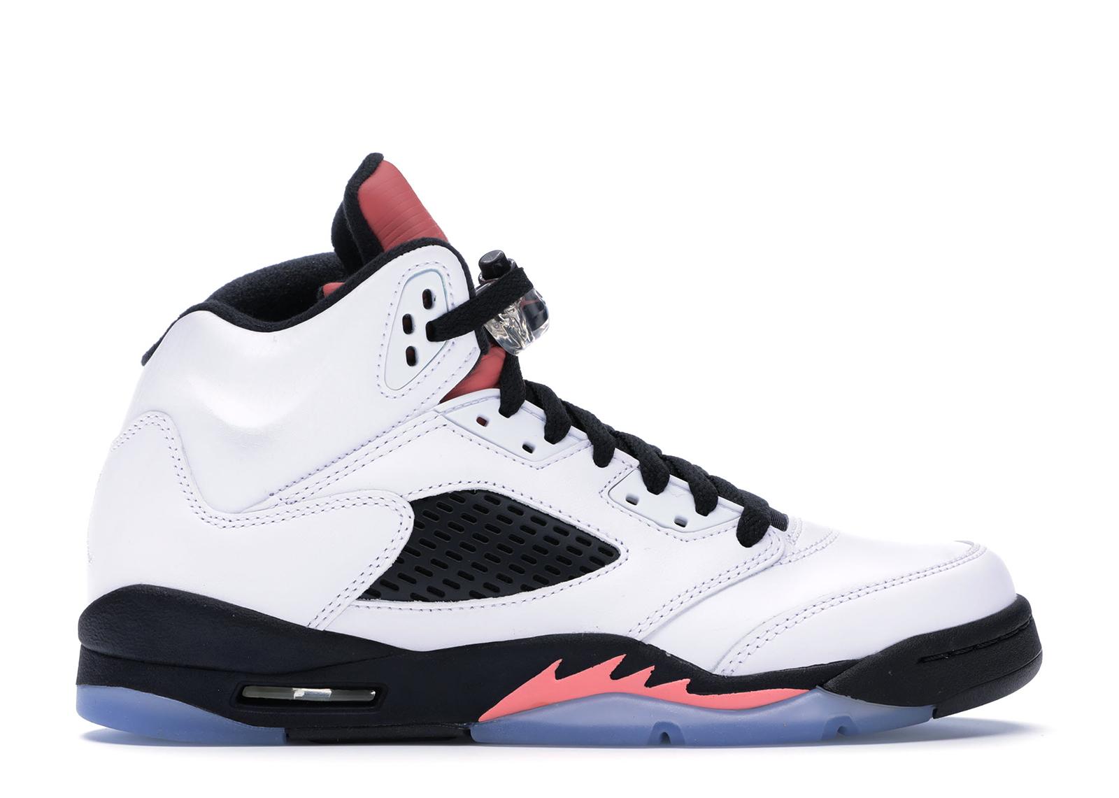 Jordan 5 Retro Sunblush (GS) - 440892-115