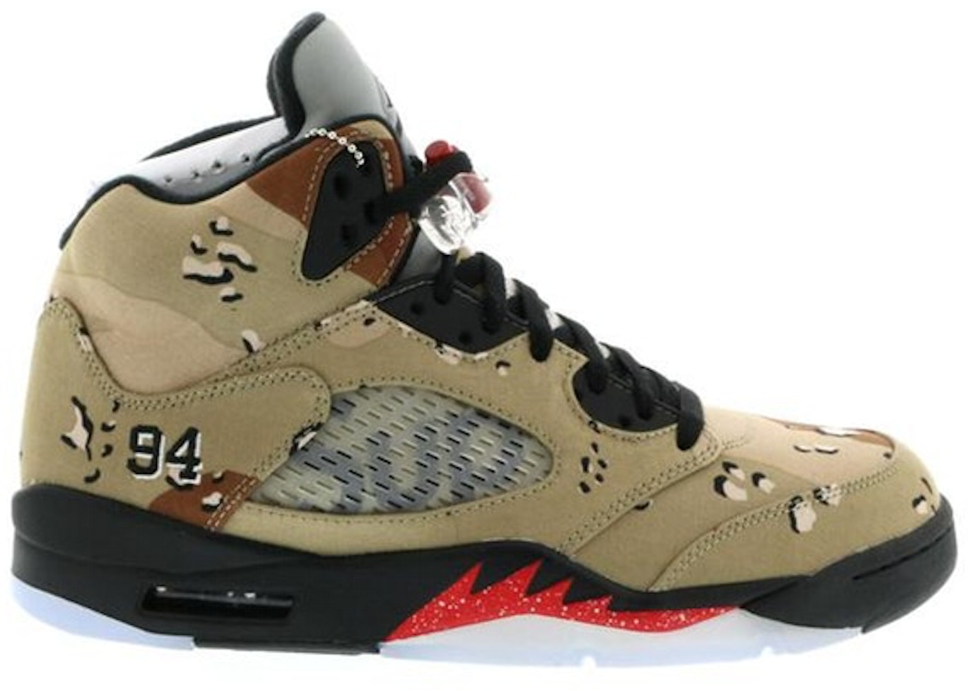 ccd8310d2cb Air Jordan 5 Size 13 Shoes - Average Sale Price