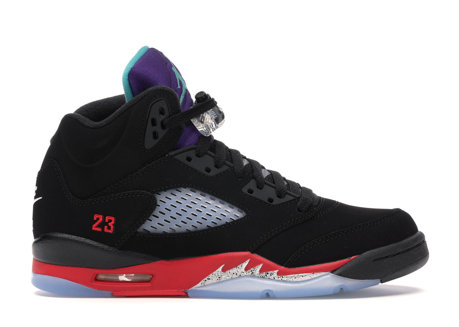 Jordan 5 Retro Top 3 (GS) - CZ2989-001