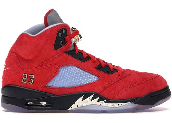 d9b12b9a32d Jordan 5 Retro Trophy Room University Red (F&F)