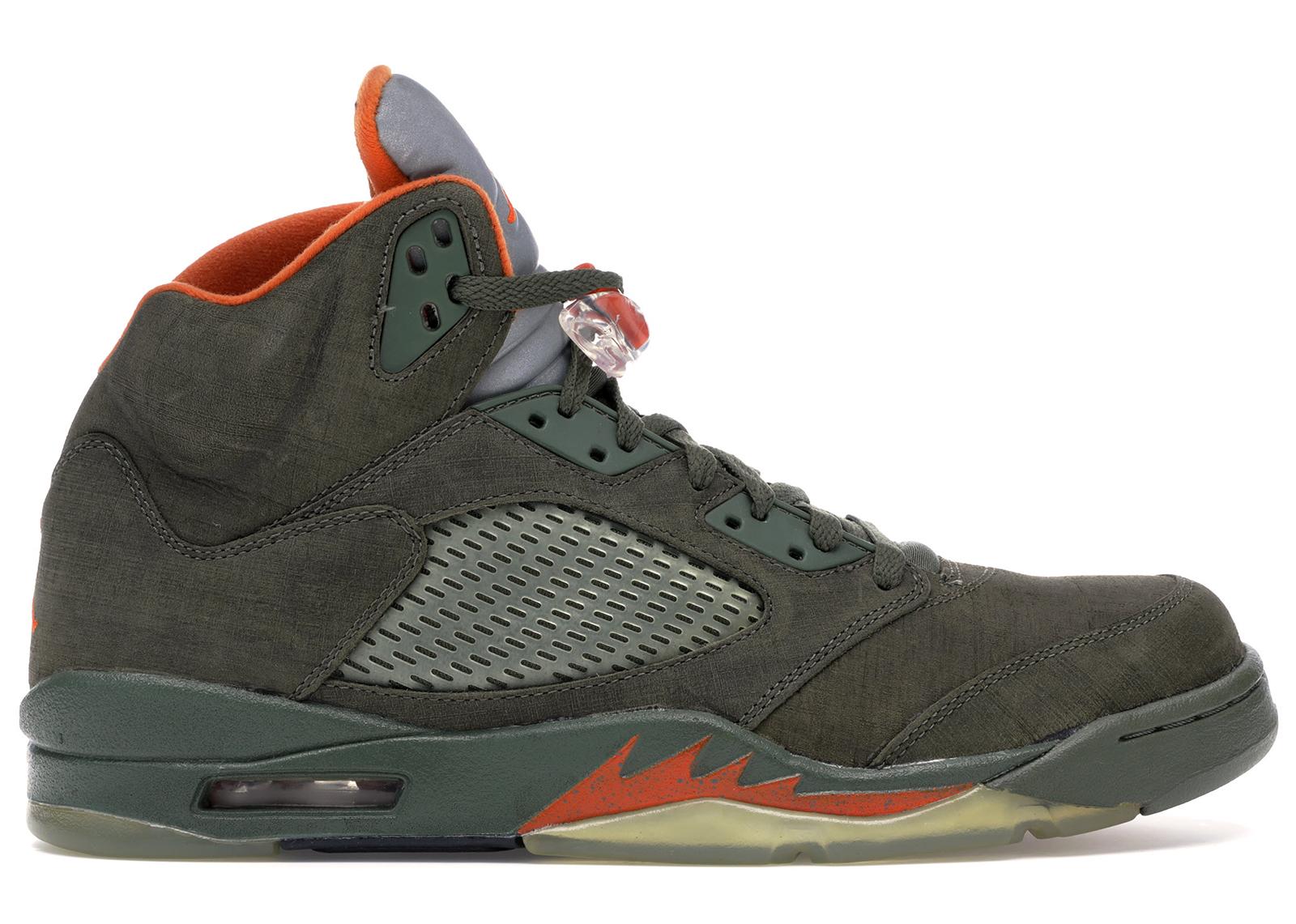 Jordan 5 Retro Olive - 314259-381