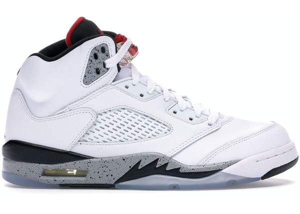325c180f891 Jordan 5 Retro White Cement - 136027-104