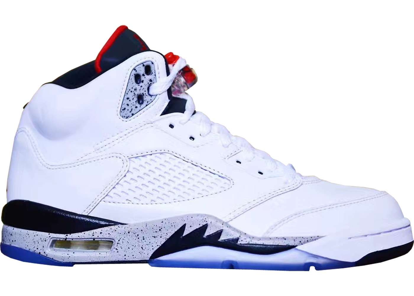 d562eb91665c Jordan 5 Retro White Cement - 136027-104