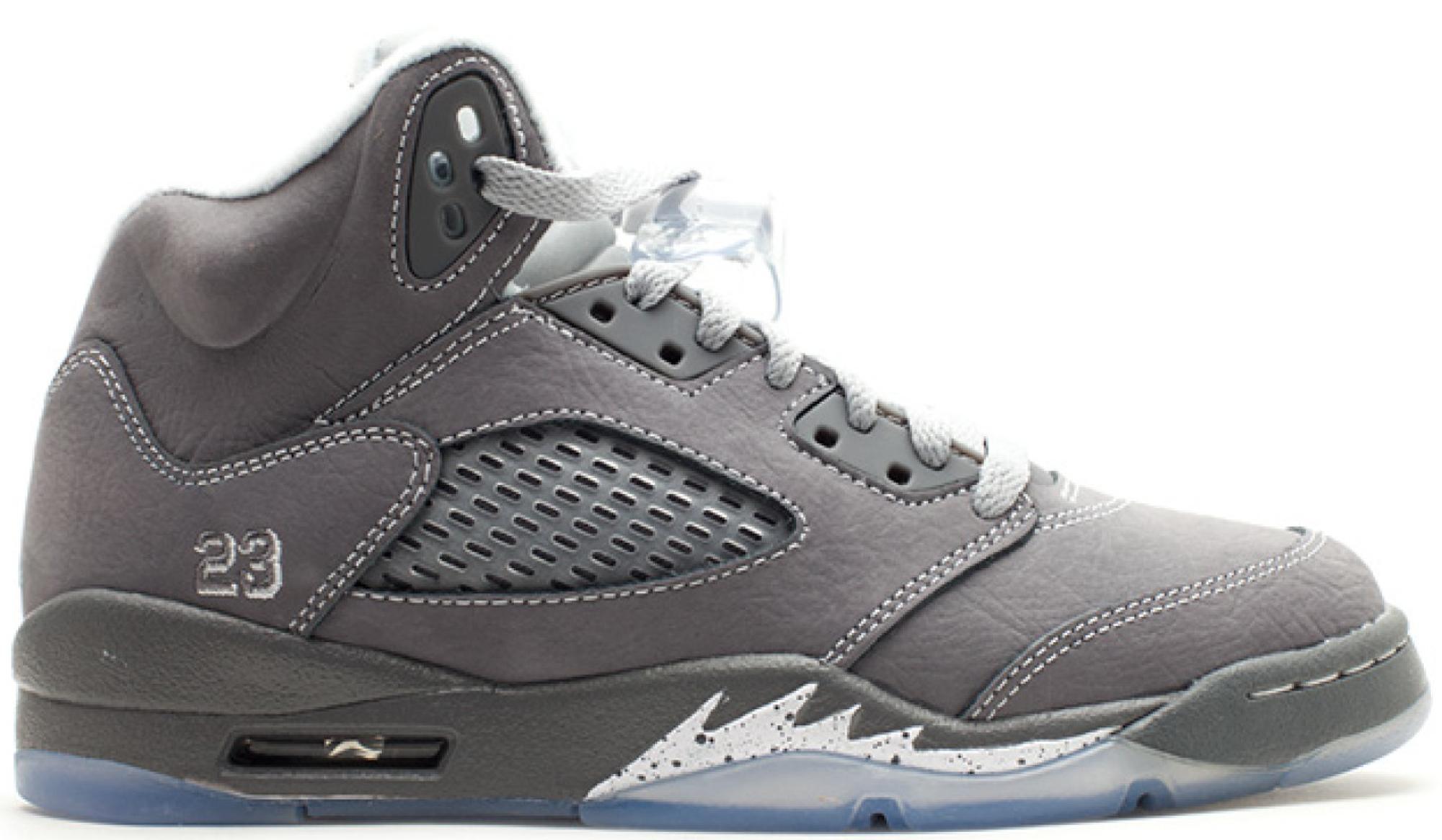 Jordan 5 Retro Wolf Grey 2011 (GS