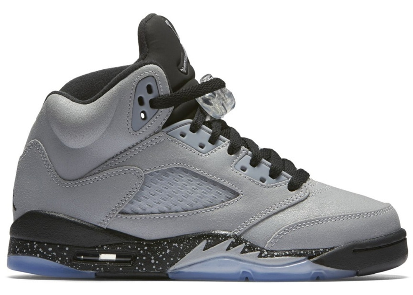 20ea5600 Jordan 5 Retro Wolf Grey (GS) - 440892-008