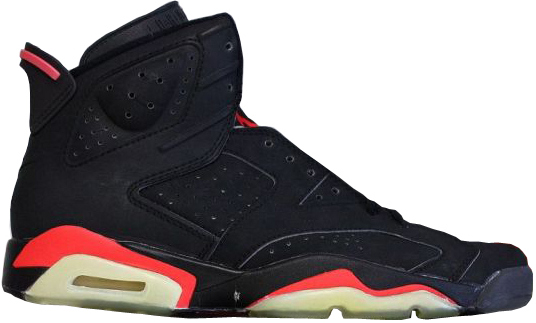 huge selection of f0f03 10910 reduced air jordan 6 black infrared 2019 retro 06964 a0ac6  new zealand jordan  6 og infrared black 1991 c6db7 8165c
