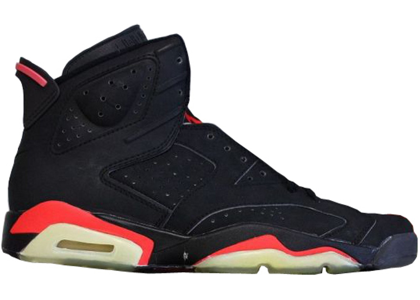 best service 12d87 28707 Jordan 6 OG Infrared Black (1991) - 4391