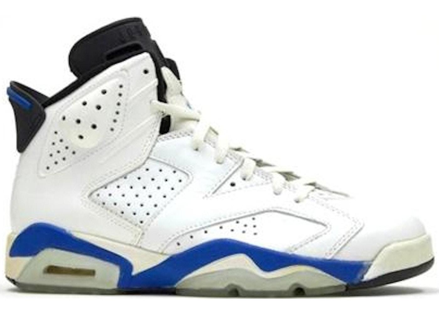 new style 33361 c2b3b Jordan 6 OG Sport Blue (1991) - 4392