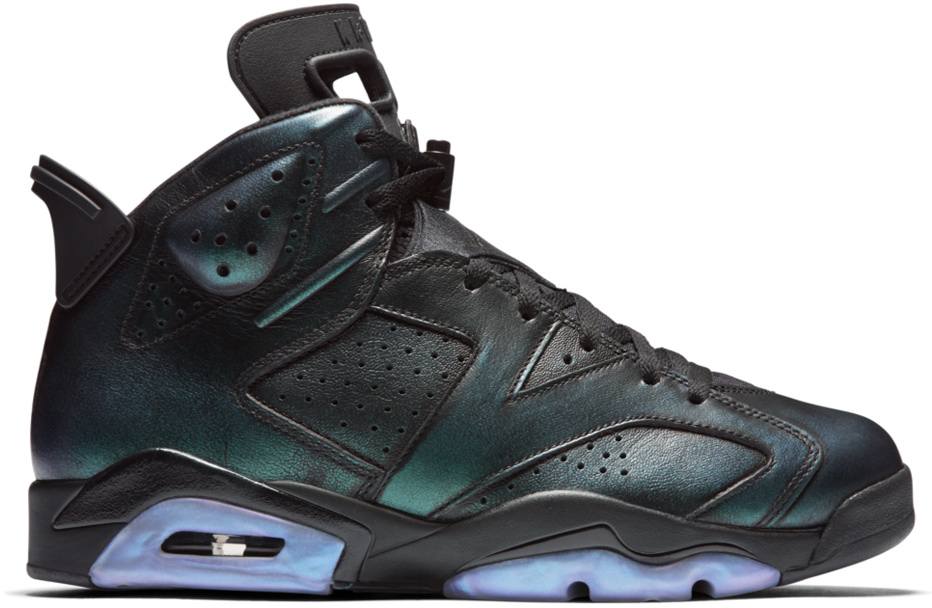 "Jordan 6 Retro All Star 2017 ""Chameleon"""