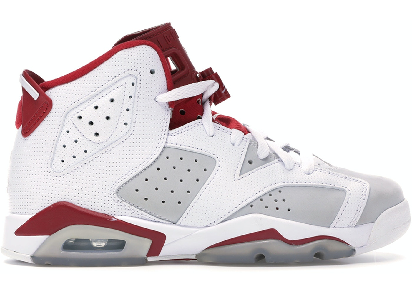 12d43c5d39ef0a Jordan 6 Retro Alternate Hare (GS) - 384665-113