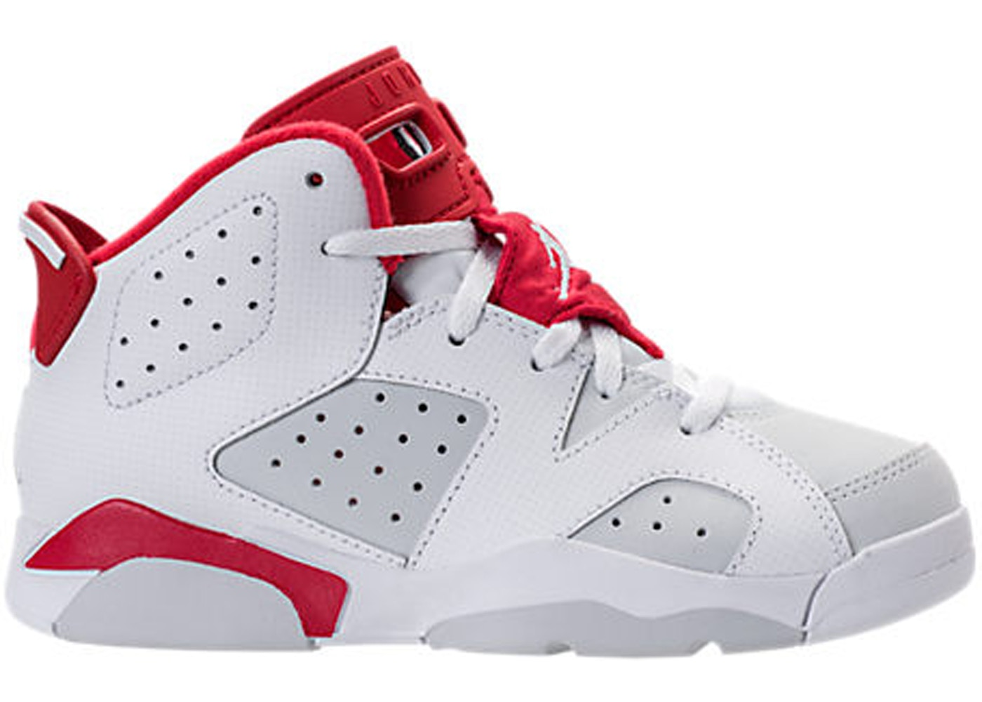 713f2bce9a0ee5 Jordan 6 Retro Alternate Hare (PS) - 384666-113