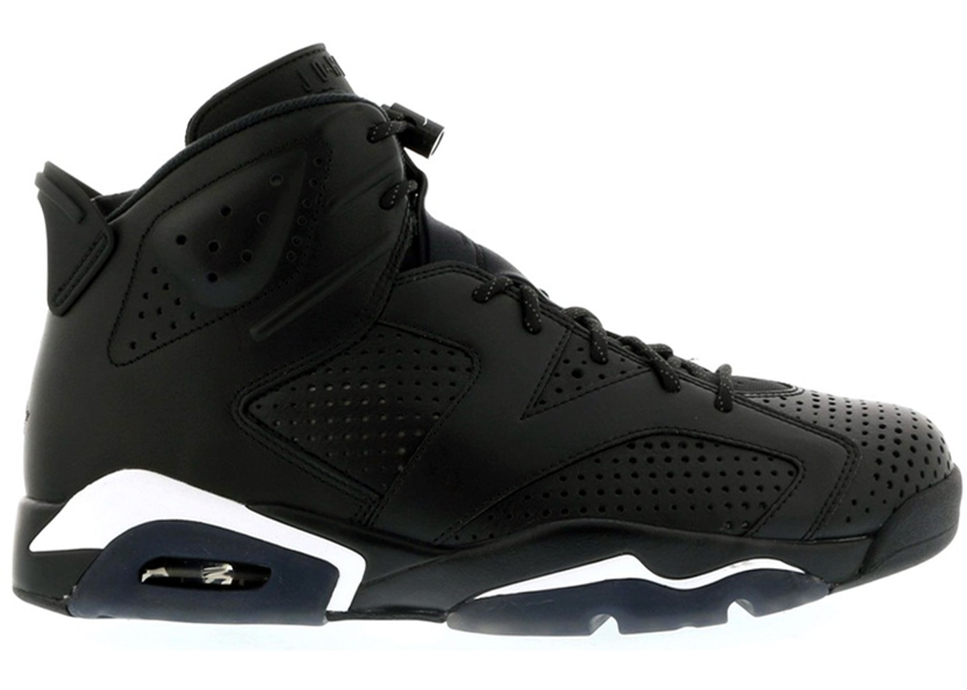 new product dc0b2 83c84 Jordan 6 Retro Black Cat - 384664-020