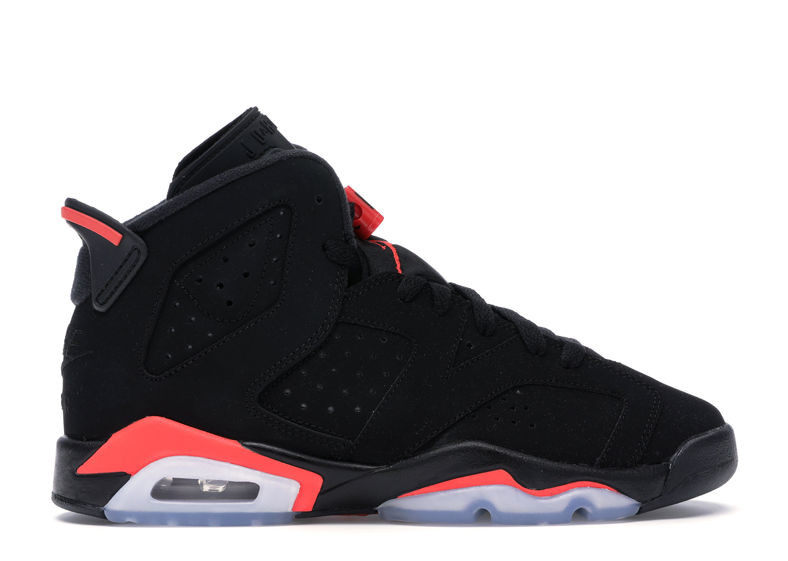 Jordan 6 Retro Black Infrared 2019 (GS)