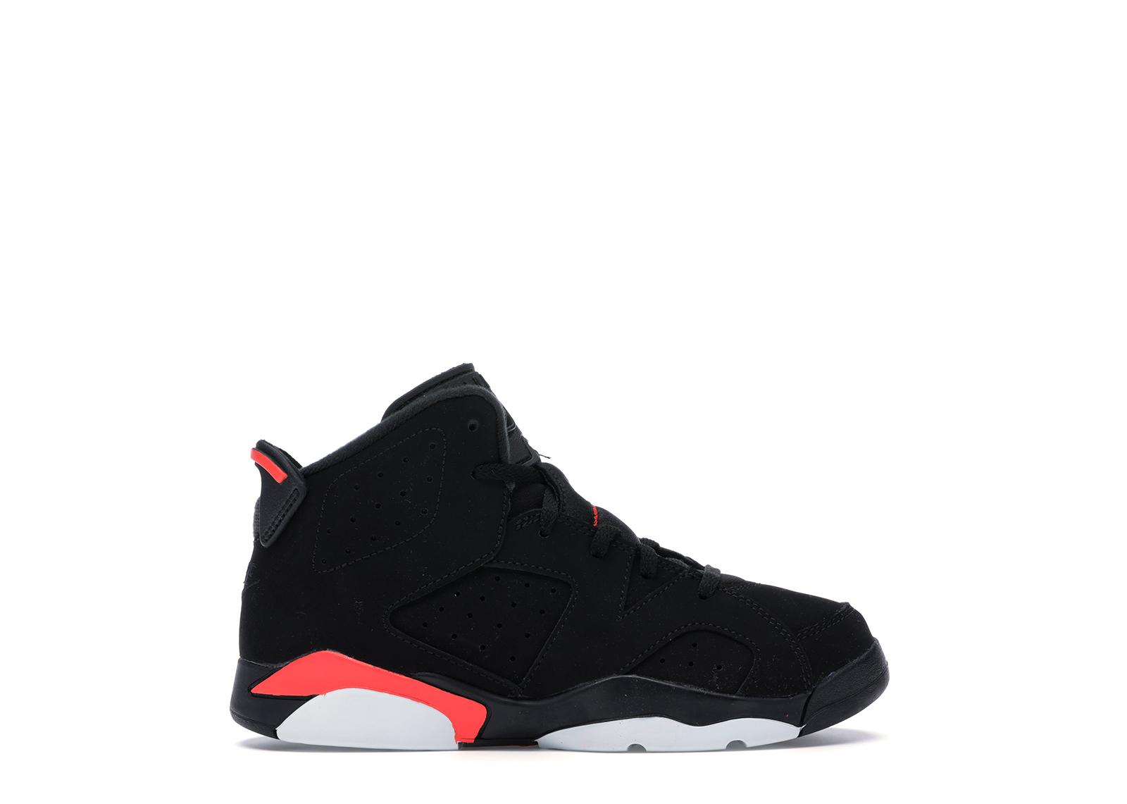 Jordan 6 Retro Black Infrared 2019 (PS)