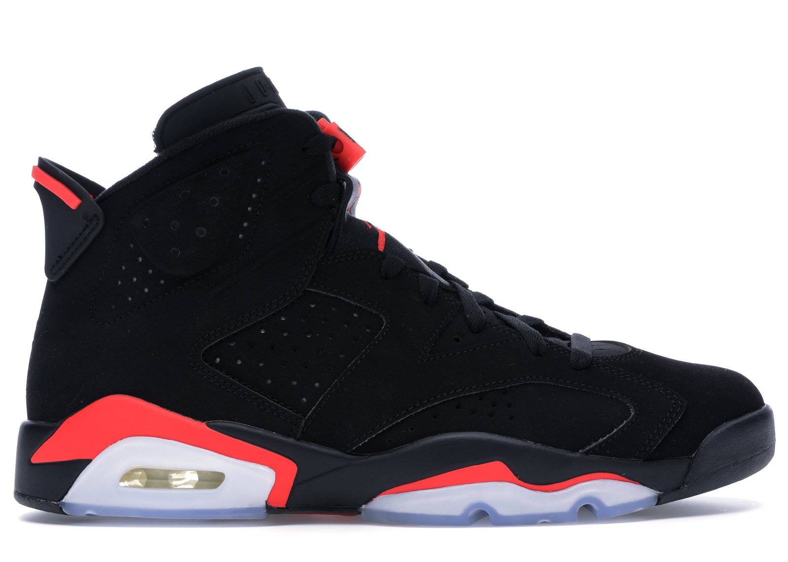 air jordan 6 noir rouge