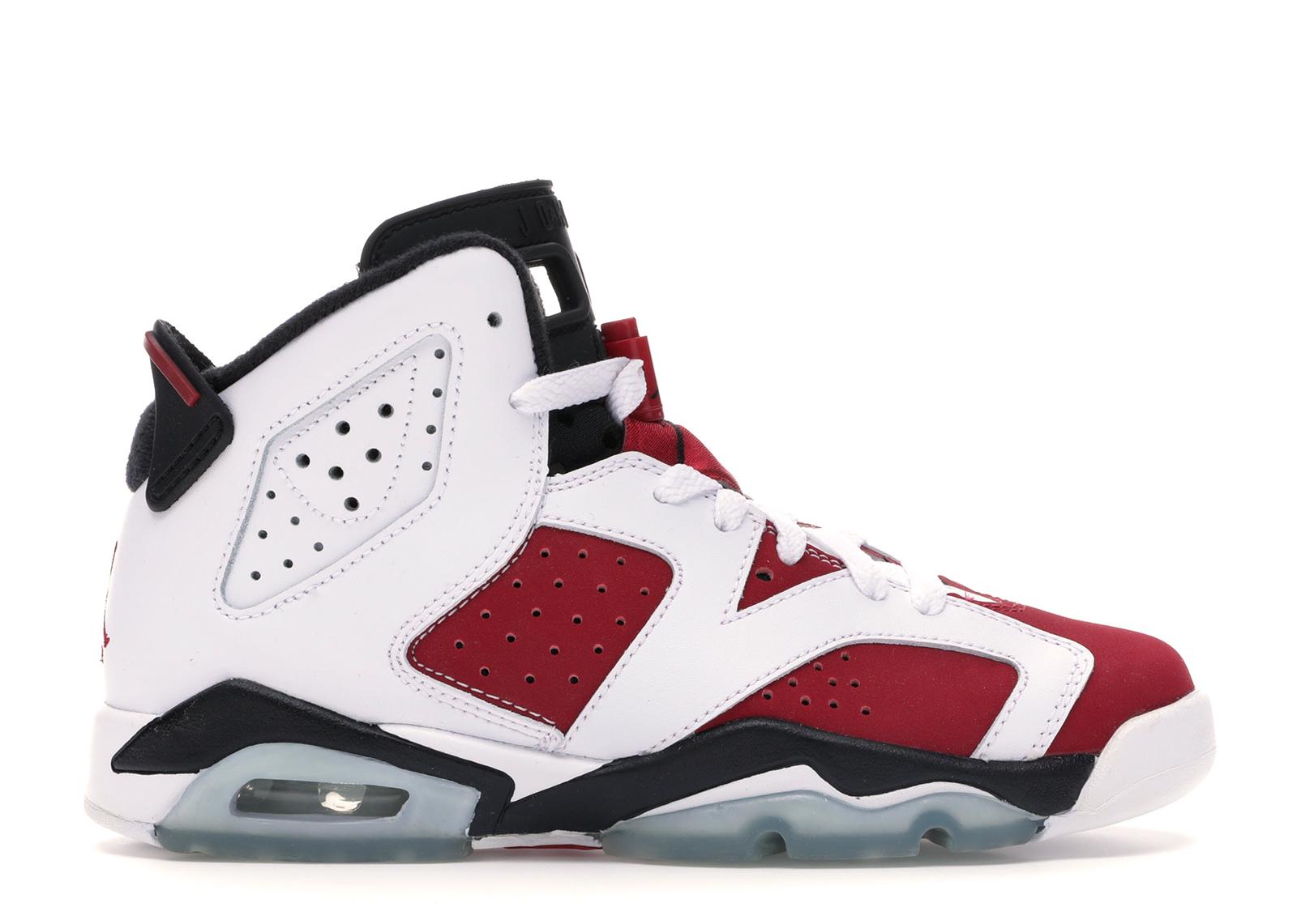 Jordan 6 Retro Carmine 2014 (GS)