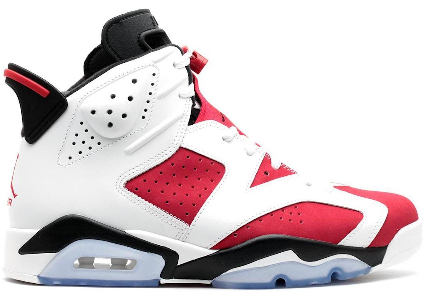 outlet store 440ae f673c Buy Air Jordan 6 Shoes & Deadstock Sneakers
