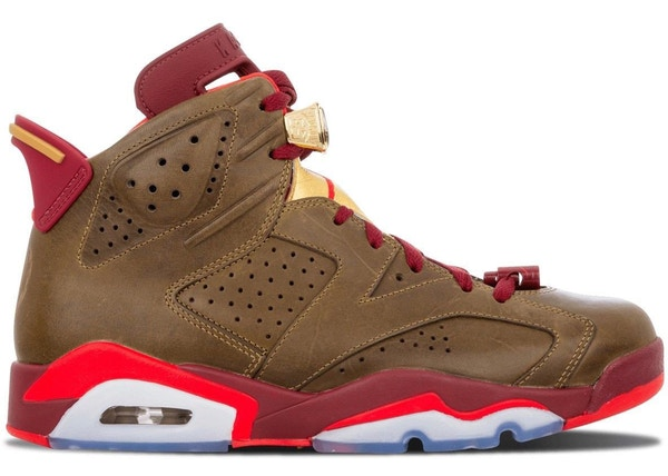 timeless design 9402e 06038 Jordan 6 Retro Cigar - 384664-250