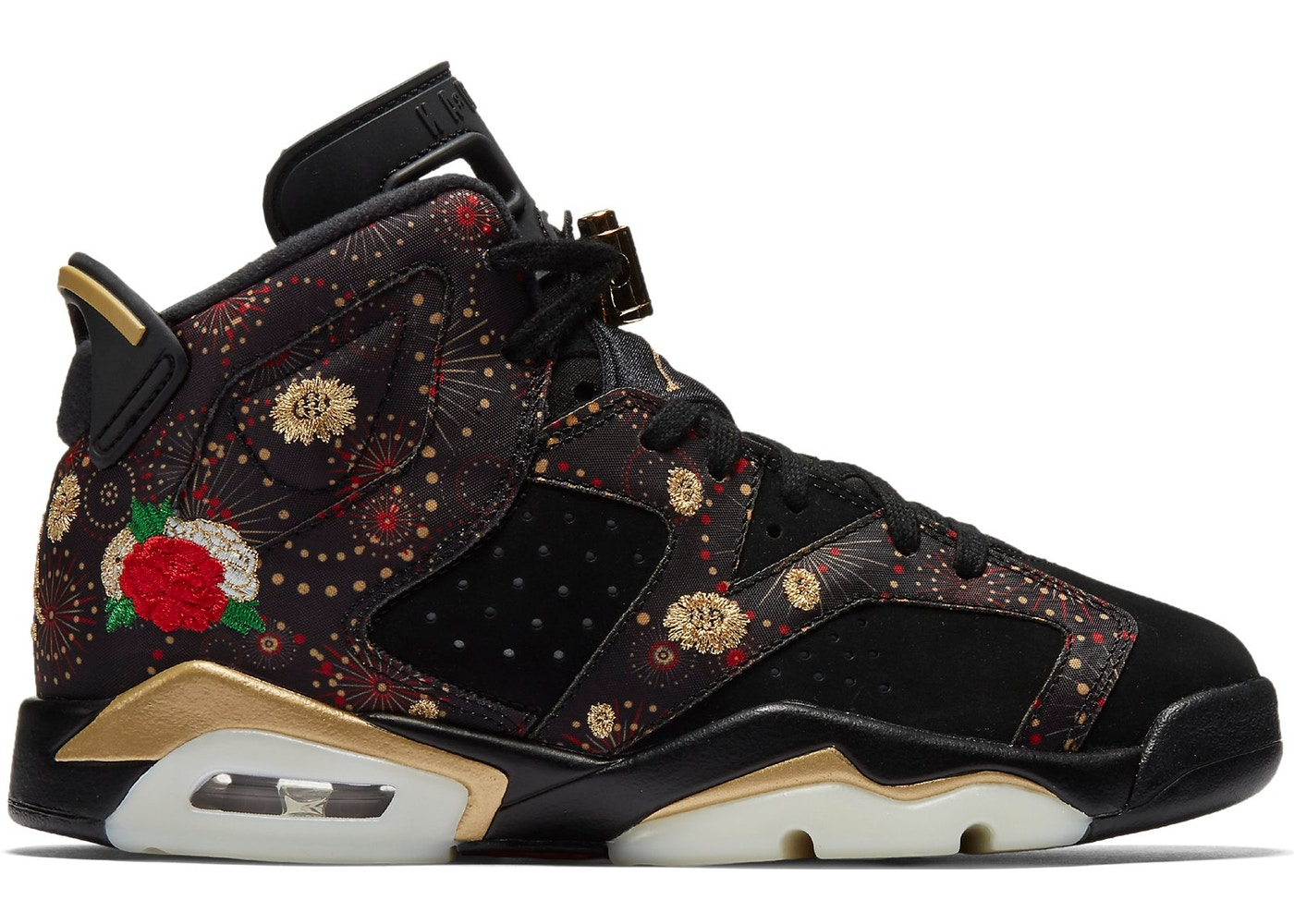 check out f499e 48b53 Jordan 6 Retro Chinese New Year 2018 (GS)