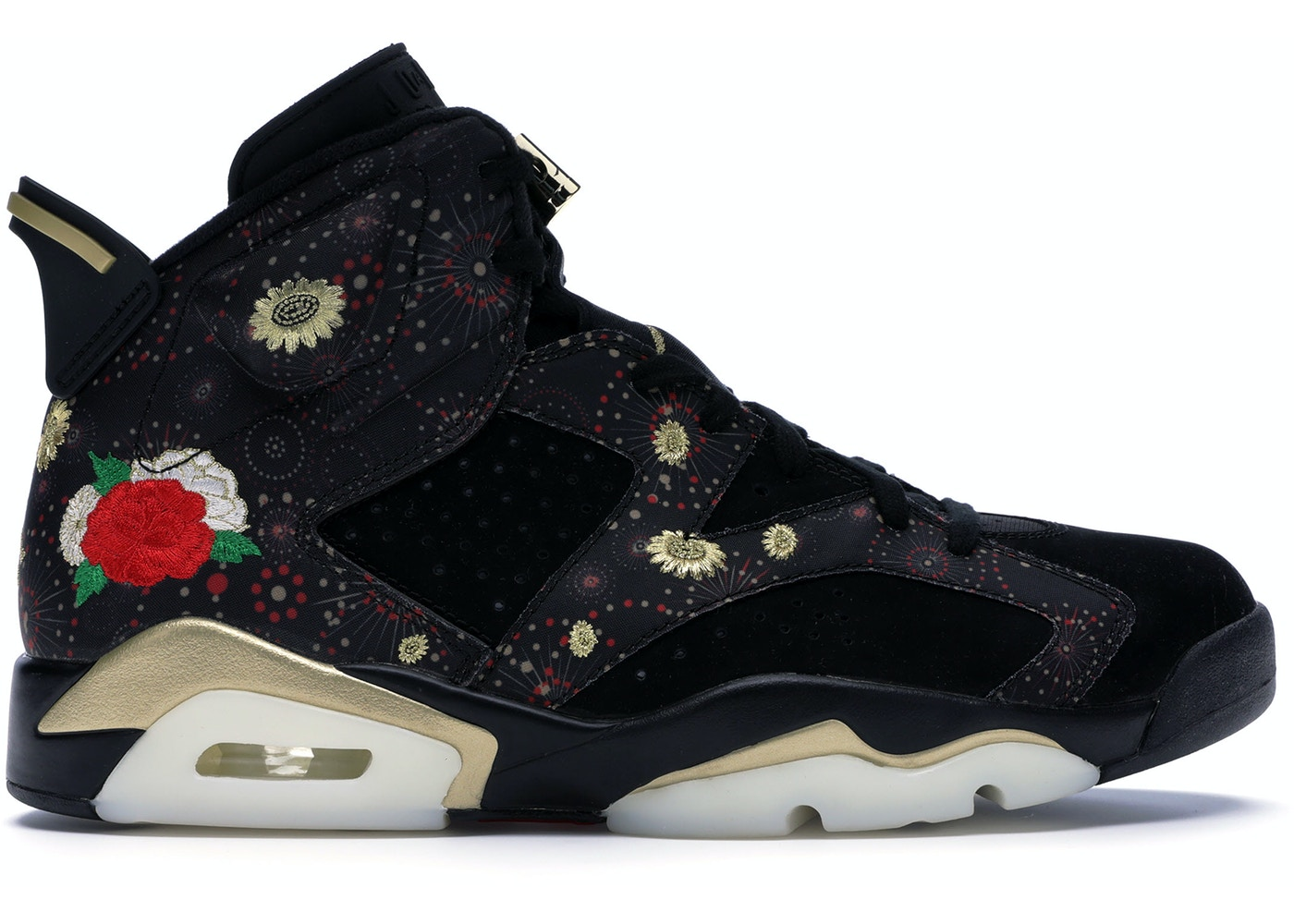 1fee495fd552ab Jordan 6 Retro Chinese New Year (2018) - AA2492-021
