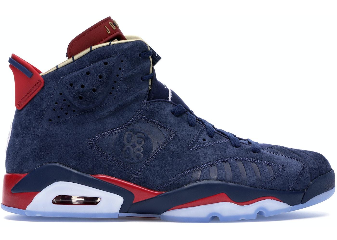 8627af7003d Buy Air Jordan 6 Shoes & Deadstock Sneakers