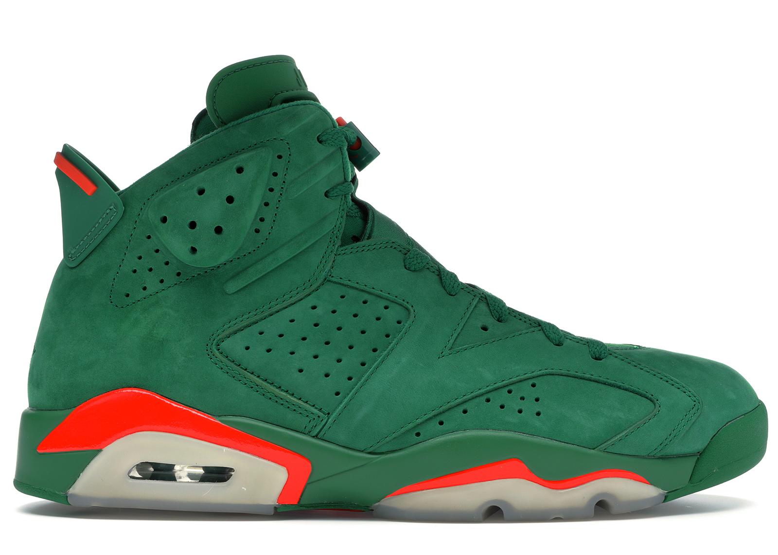 Jordan 6 Retro Gatorade Green - AJ5986-335