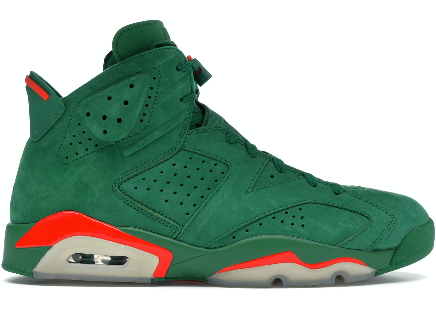 info for 3f9f2 4cef6 Jordan 6 Retro Gatorade Green - AJ5986-335