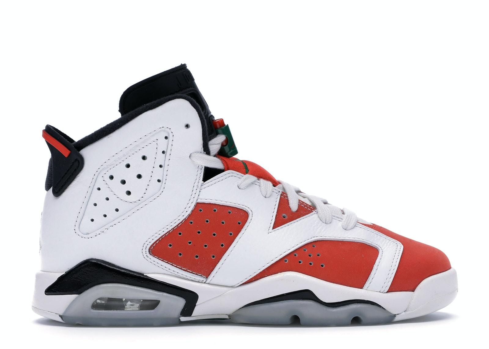 Jordan 6 Retro Gatorade Like Mike White (GS)
