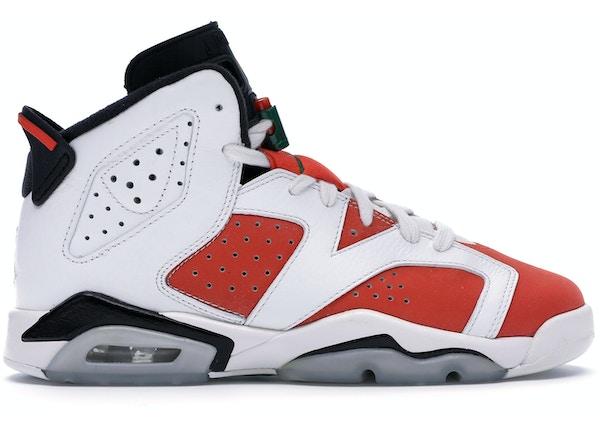lowest price 120fa b2f75 Jordan 6 Retro Gatorade Like Mike White (GS) - 384665-145