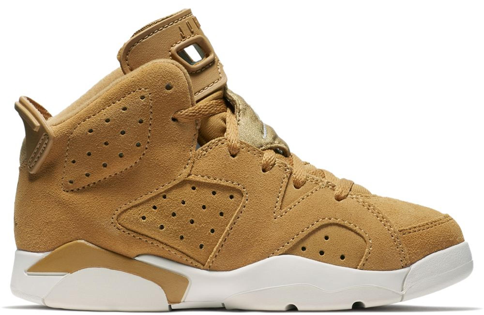 Jordan 6 Retro Golden Harvest (PS