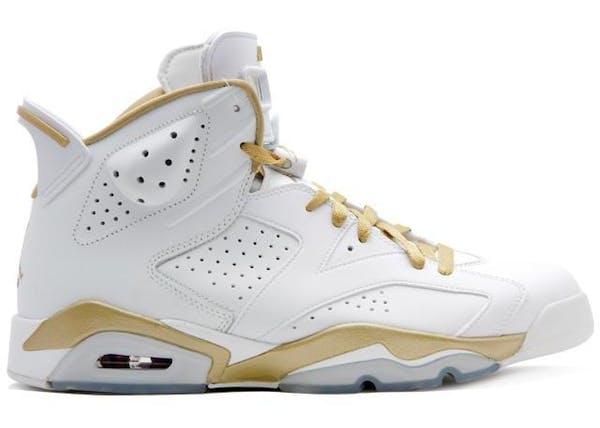 Air Jordan 6 Retro Golden Moments Pack GMP