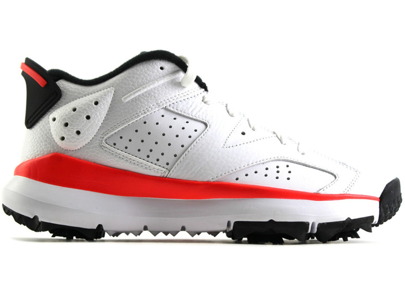 separation shoes eb55c a6317 Sell. or Ask. Size  10. View All Bids. Jordan 6 Retro Golf Cleat Infrared