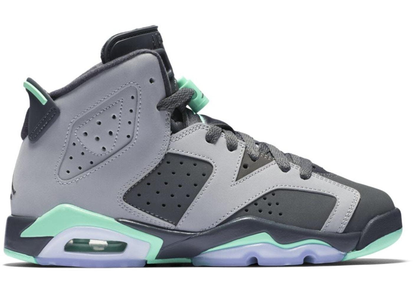 huge sale release date: order Jordan 6 Retro Green Glow (GS)