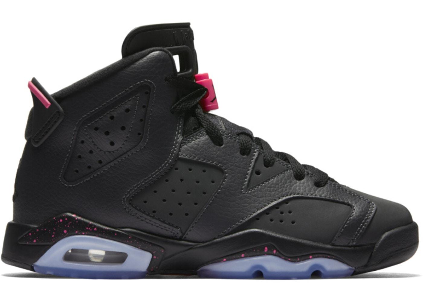 premium selection 2527e 2b27d Jordan 6 Retro Hyper Pink (GS)