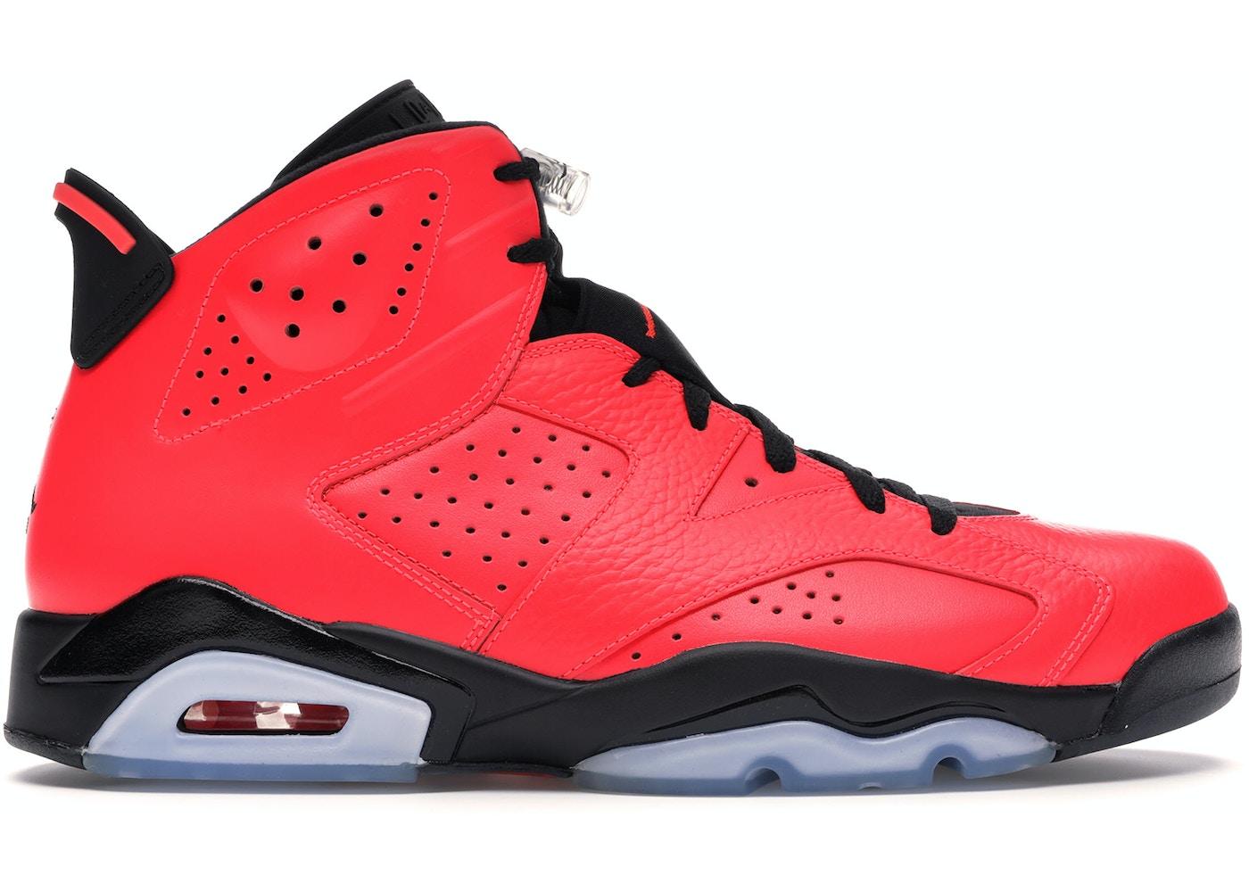 d3cefae768f Jordan 6 Retro Infrared 23 (Toro) - 384664-623