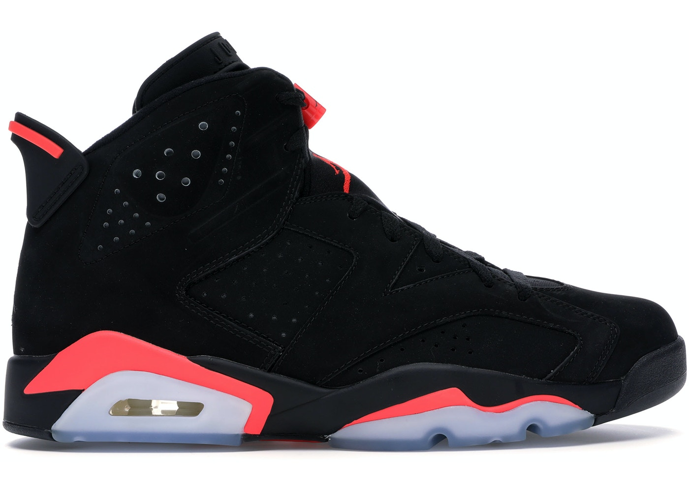 67526a7b0af6b8 Jordan 6 Retro Infrared Black (2014) - 384664-023