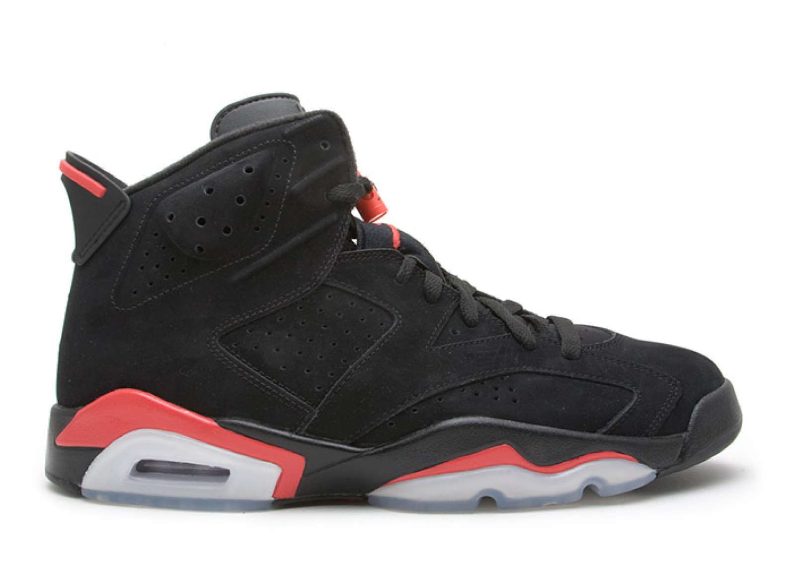 Jordan 6 Retro Infrared Pack Black