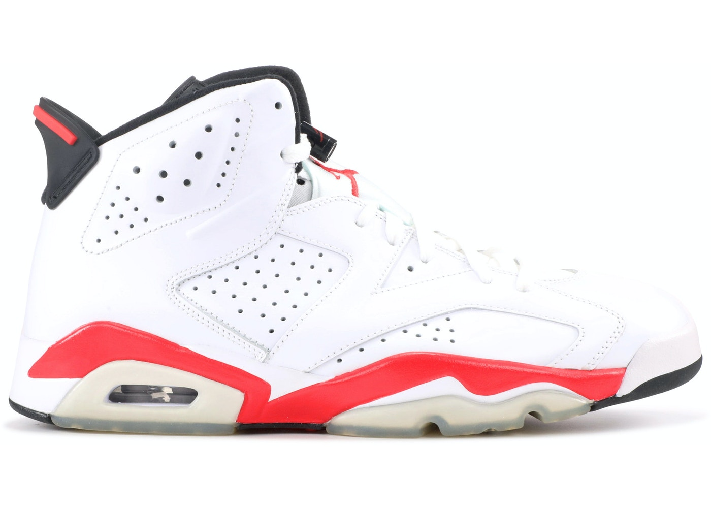 Sell. or Ask. Size  8.5. View All Bids. Jordan 6 Retro Infrared Pack White 2a3d8df54456