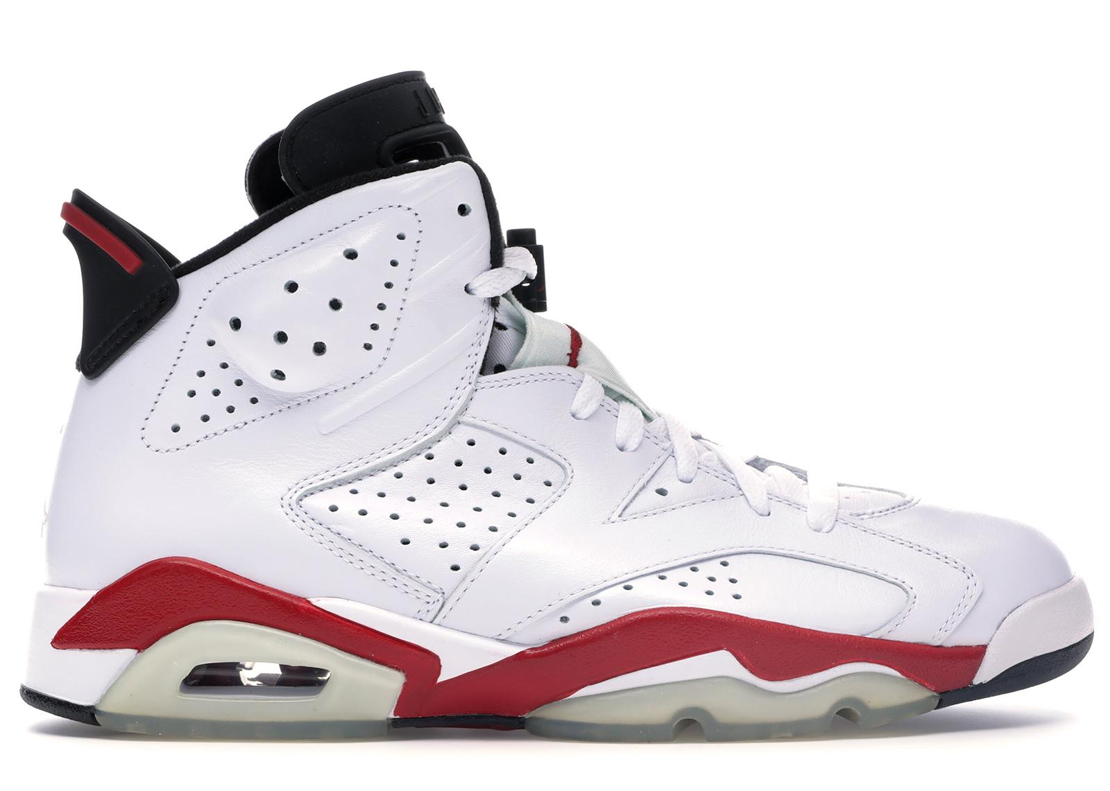 Jordan 6 Retro Bulls (2010) - 384664-102