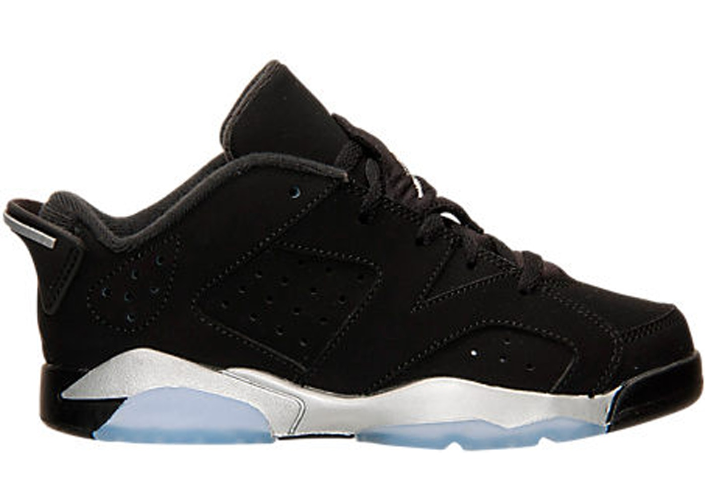 watch 00128 f5ef7 Jordan 6 Retro Low Chrome 2015 (PS) - 768882-003