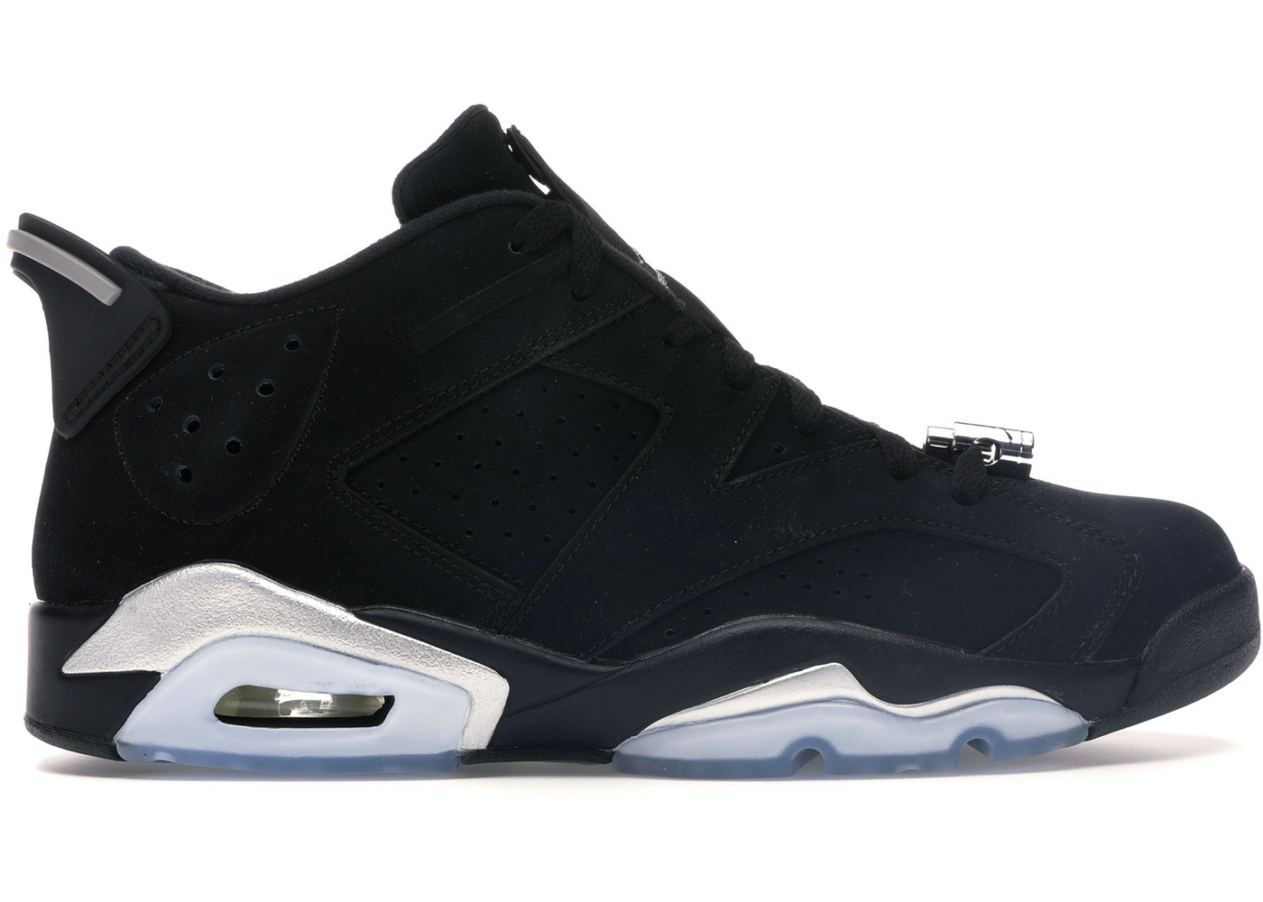 quality design fe25e 5f360 Jordan 6 Retro Low Chrome (2015)