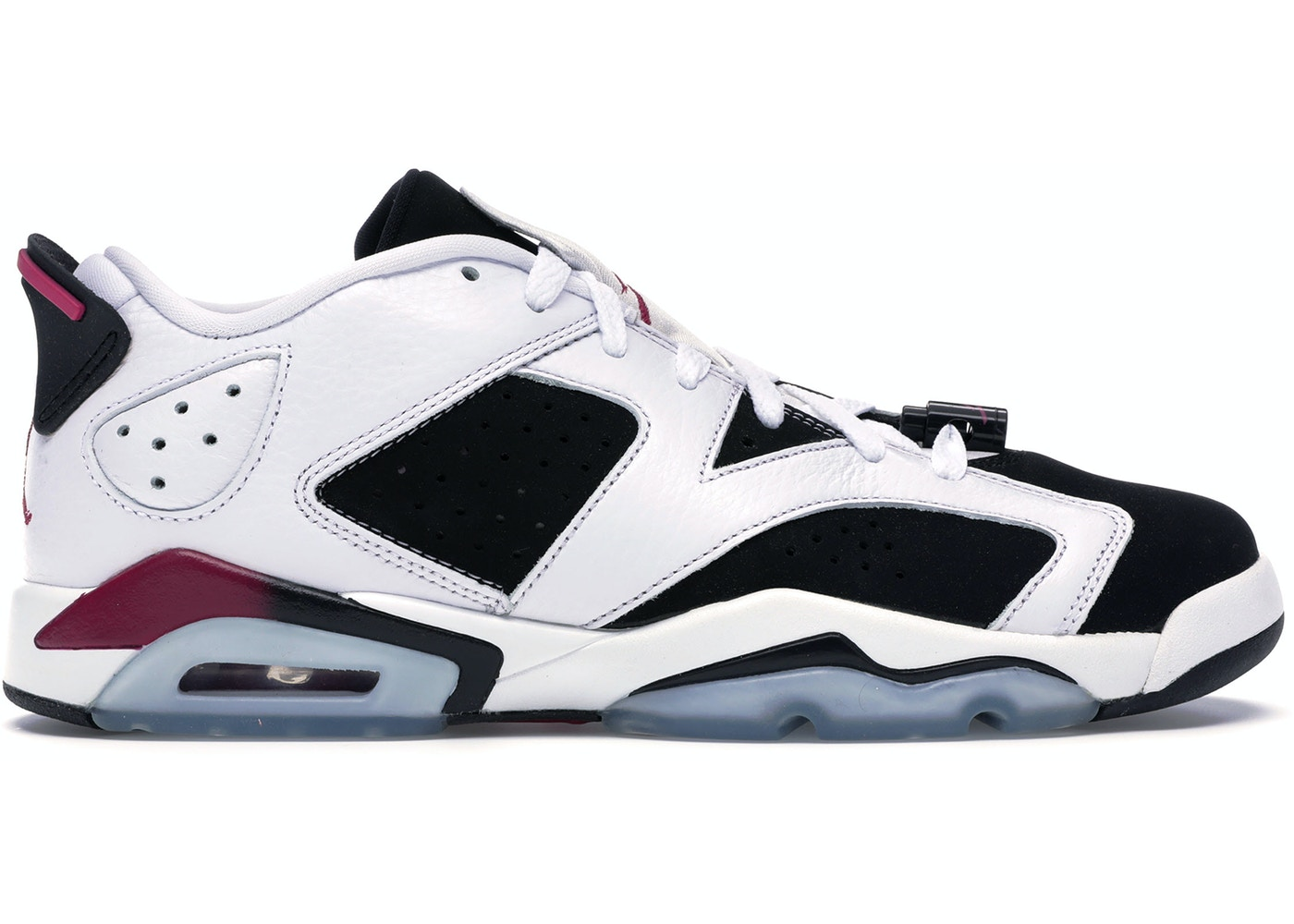 wholesale dealer e3a0f 3a329 Jordan 6 Retro Low Fuchsia Flash (GS) - 768878-107